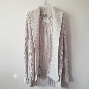 Abercrombie & Fitch Cardigan long cotton sz M